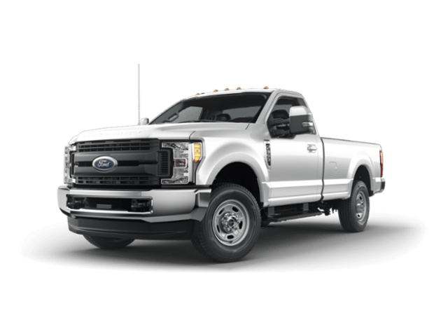 2019 Ford Super Duty F-350 SRW XL 6.2A PLOW